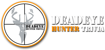 Deadeye Hunter Trivia logo