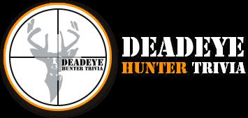 Deadeye Hunter Trivia logo